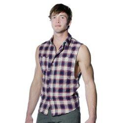 Andrew Christian -  Vermont Sleeveless Shirt