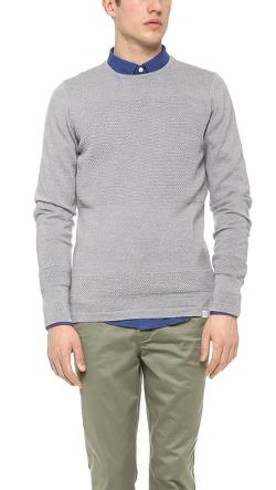 Norse Projects  - Bubble Crew Sweater