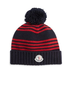 Moncler  - Virgin Wool Knit Cap
