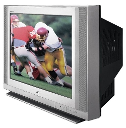 JVC - Flat Screen TV