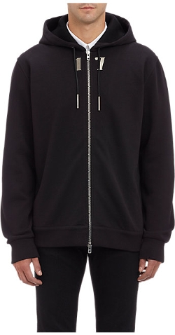 Givenchy - 17 Full-zip Hoodie