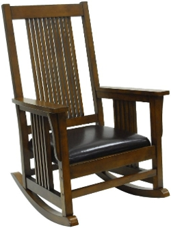 Carolina Cottage - Deluxe Mission Rocker Chair