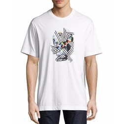 Robert Graham - Vhann Skull Graphic T-Shirt