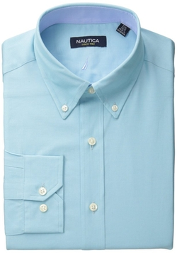 Nautica - Chambray Dress Shirt
