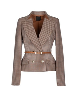 Pinko Black - Check Blazer