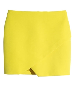 H & M - Wrap-Front Skirt