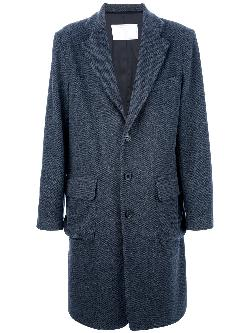 SOCIÉTÉ ANONYME  - classic long evening coat