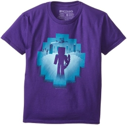 Minecraft - Eye of Ender Youth T-Shirt