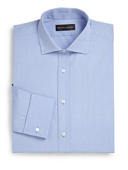 Ralph Lauren Black Label - Bond French Cuff Dress Shirt