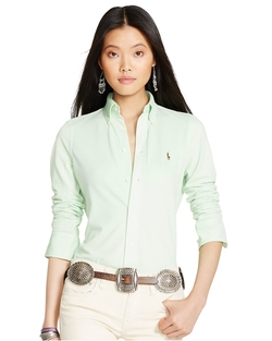 Ralph Lauren - Knit Oxford Shirt