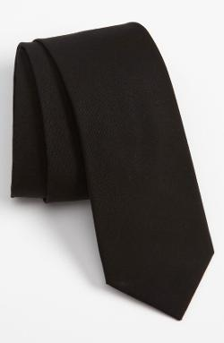 The Tie Bar  - Woven Cotton Tie