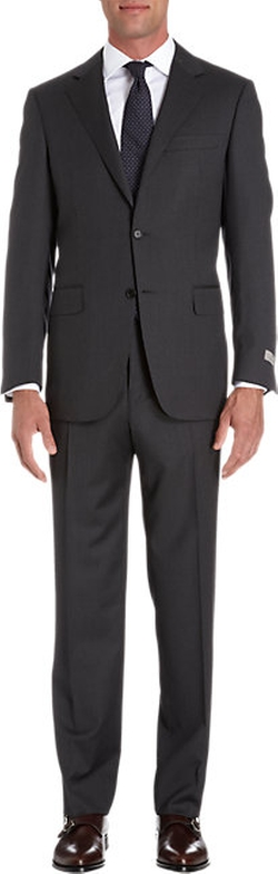 "Canali  - ""C Contemporary"" Two-Button Suit"