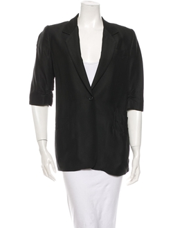 Elizabeth and James  - Short Sleeve Blazer