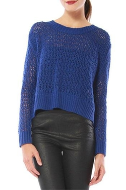 Cynthia Vincent - Zip Back Sweater