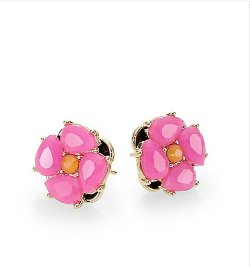 Kate Spade New York - Izu Petals Stud Earrings