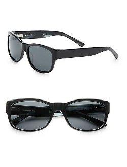 Bloc  - P301 Black Scorpion Polarised Wrap Sunglasses