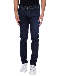 Eredi Del Duca - Straight Leg Denim Pants