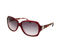 Anne Klein - Square Red Sunglasses