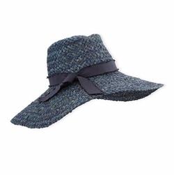 Inverni - Kathleen Straw Floppy Hat