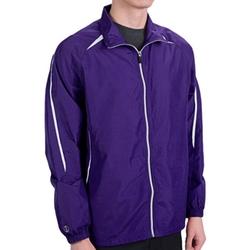 Sierra Trading Post - Contrast Trim Woven Jacket