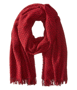 Scotch & Soda - Chunky Boucle Yarn Scarf