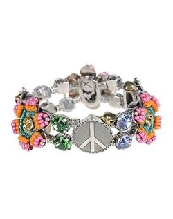 Reminiscence - Rhinestone Bracelet