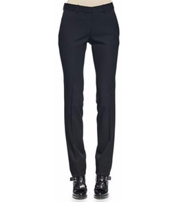Alexander McQueen - Slim-Fit Straight-Leg Pants