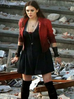 New American Jackets - Scarlet Witch Jacket