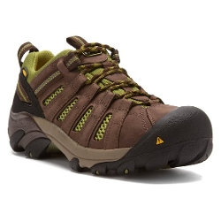 Keen Utility - Flint Low PR Work Leather Boots