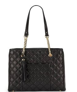 Saks Fifth Avenue  - Tara Quilted Leather Tote Bag