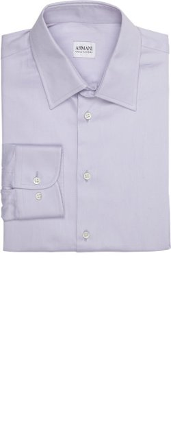 Armani Collezioni  - Twill Shirt