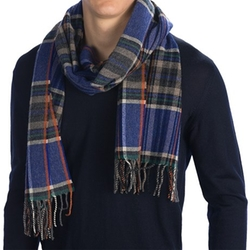 Altea - Plaid Scarf