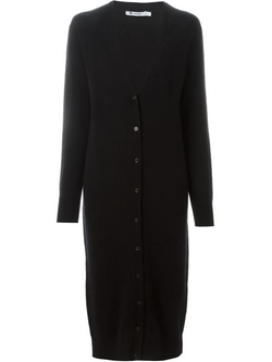 T By Alexander Wang - Oversized Long Cardigan