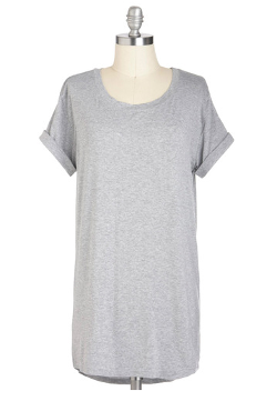 ModCloth - Simplicity On A Saturday Tunic T-Shirt