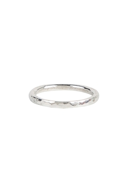 Dana Reed - Hammered Knuckle Ring