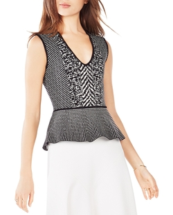 BCBGMAXAZRIA - Alonya Top
