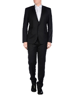 Brian Dales - Lapel Collar Suits