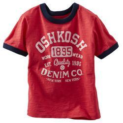 OSHKOSH  - TEE