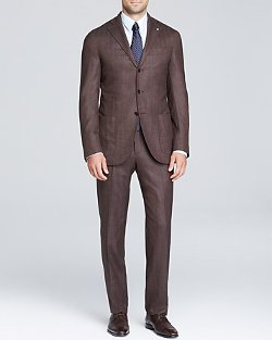 Eidos  - Herringbone Suit
