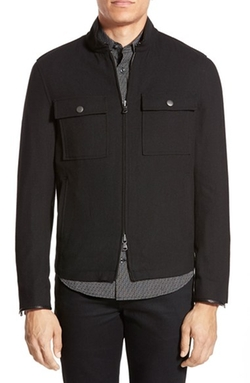 John Varvatos Star USA - Wool Blend Jacket
