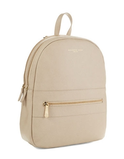 Kenneth Cole New York  - Morris Street Leather Backpack