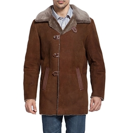 BGSD - Howard Spanish Merino Shearling Coat