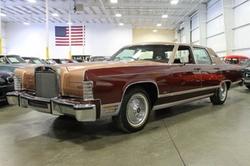 Lincoln - 1979 Continental Sedan