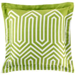 Happy Chic by Jonathan Adler  - Charlotte Euro Pillow