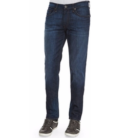 J Brand Jeans  - Tyler Revelled Slim-Fit Denim Jeans