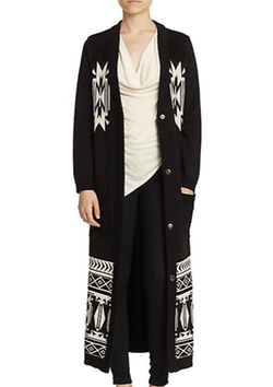 Haute Hippie - Wool & Cashmere Cardigan Sweater