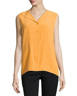 Lafayette 148 New York - Darcelle Sleeveless Blouse