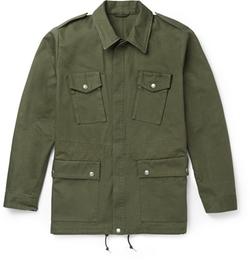 A.P.C. - Cotton Field Jacket