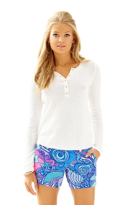 Lilly Pulitzer - Adair Solid Pullover Sweater