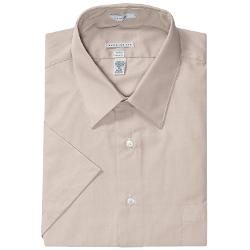 Closeouts - Wrinkle-Free Poplin Dress Shirt